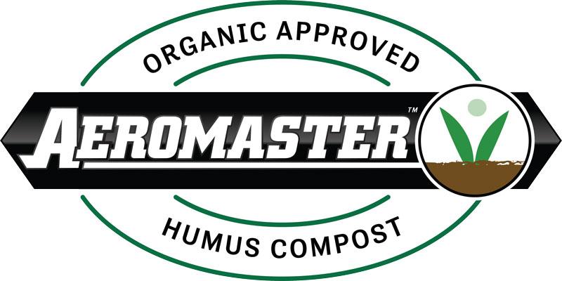 Aeromaster Humus Compost